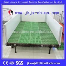 PVC plate farrowing bed for pig farm /pig farm equipment