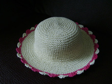 Manufacturers selling children's crochet hat color style variety The price is reasonable welcome the choose and buy