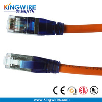 sftp/ftp/utp Cat5e/cat6/cat7 patch cord /shielded rj45 cable