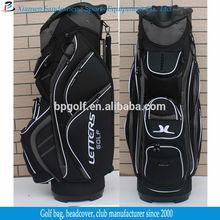 China Golf Cart Bag Factory