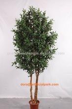 SJH1410401 olive trees plants fake pot plants artificial bonsai trees for sale