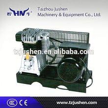panel air compressor air source hot water heat pump/ cop 3.9