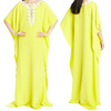 Wholesale custom made Europ Dubai Stain fashion muslim abaya long baju kurung