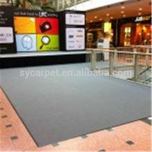 China Manufacturer 100% Polyester Carpet pvc floor mat roll