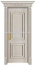 antique solid wooden wall mounted sliding door