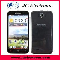 Original Lenovo A850 Phone MT6589 Quad Core 5.5inch IPS Android 4.2 1GB/4GB Russian language 3G WCDMA WiFi GPS Black in Stock