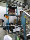 plastic packing film blowing machine/t-shirt bag plastic film blowing machine