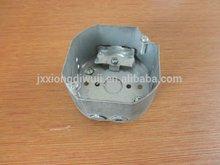 "CETL Listed 4"" metal Octagonal electrical enclosure box"