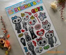 Various Carton 3d Puffy Sticker/foam sticker