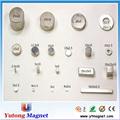 Puerta de la ducha de la junta, magnético de la puerta del refrigerador junta, imán de la puerta del refrigerador junta