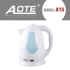 2.0L safe plastic cordless water kettle