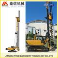 Portable terra máquinas de escavação, max profundidade personalizado, kr80m longa espiral perfuração rotativa hidráulica