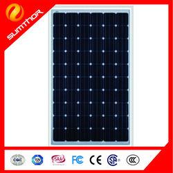 Tianzhiyuan sumthor Solar panel Polycrystalline solar panel factory 12v solar panel ST295P-24