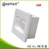 110V Plastic LED Step Light with Sensor