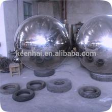 500mm Decorative Mirror Polished Metal Hollow Ball