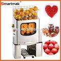 Comercial de naranja automática/limón/cítricos/exprimidor de granada, extractor jugo de naranja, limón/naranja/granada exprimidor de la máquina