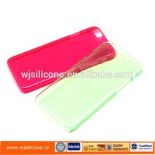 Anti Scratch Clear Cover Slim Transparent Hard Case For iPhone 6 plus 5.5'