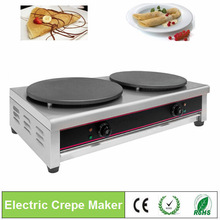 Electric Roti Maker For Crepe Pancake With Teflon Coated Baking Tray