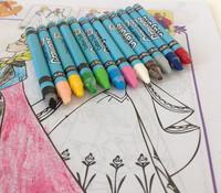 13456 Children Twelve Color Crayon Drawing Pens