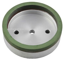 Cup shape resin bond diamond grinding wheel for edging machine or double edging machine