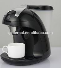 Italian style coffee machine, pod coffee machine only USD40/set