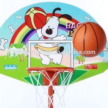 2014 Wholesale Hanging PC Kids Mini Plastic Basketball Hoop