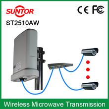 2.4ghz wireless outdoor access point bridge