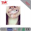 Nice art halloween Innovative shaped lip tattoo