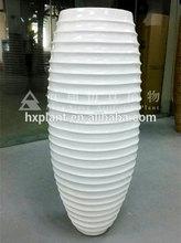 customized artificial art ceramics,fiberglass for decoration