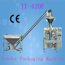 Plastic Packaging Material and New Condition spices powder packing machine