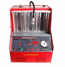 Hot!! Launch CNC 602A Injector Cleaner & Tester fuel injector diagnostic and cleaning machine