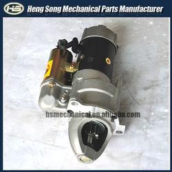 ISUZU 6BD1 starting motor Hitachi EX200-2 3 5 excavator motors