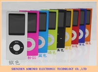 Brand new user manual for mp4 player made in China