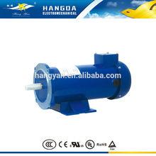 High efficiency 1750rpm Blue 180v 1/4hp aksesoris motor