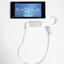Mini USB-SPO2 bluetooth app android&apple Pulse Oximeter/Oximeter For family