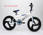 """20"""" high strength carbon steel professional freestyle bmx bike wholesale"""