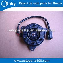 Original quality Radiator Fan Motor for honda for civic OEM 19030-RNA-A51