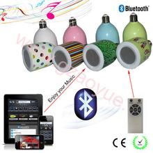 Hot sale 15W bluetooth bulb music