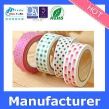 washi adhesive tape decorative packing tape gift packing tape