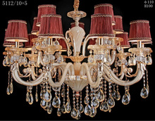 clear crystal chandeliers fabric