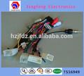 eléctrico del automóvil conector del mazo de cables para toyota prado 2014 de audio del coche del sistema