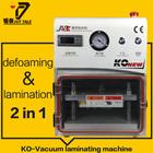 Factory direct hot New products vacuum oca laminating machine mobile repair machine price +vacuum pump price