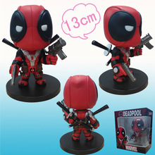 Deadpool 13cm Anime Figures
