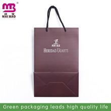 oem welcome ballpoint pen packaging paper bag