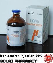 iniezione veterinario destranoiniezione di ferro
