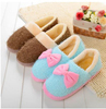 Handwork Home interior warm winter cotton non-slip heavy-bottomed shoes