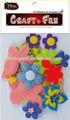 Flor 3D manualidad