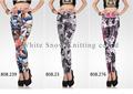 Mujeres sexy leggings/jeggings pantalones vaqueros/imágenes de las mujeres en mallas apretadas