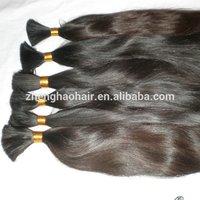 ZH Super Quality 100% No Virgin Mongolia hair buck