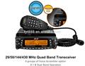 Come yaesu ft-8900r cina prima 29/50/60 144/430 mhz fm quad band radio bidirezionale th-9800